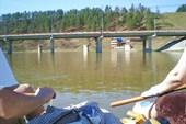 Примечательное место- мост через Ай в Межевом