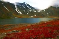 Озеро в верховьях Хадаты-Ямало-Ненецкий автономный округ