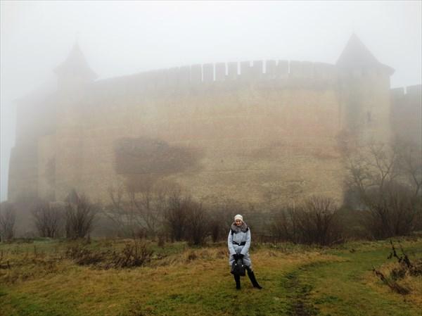 Хотинская крепость 10-18 вв, п. Хотин