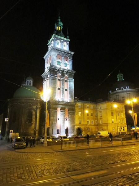 Успенская церковь (Львов) 16-17 ВВ