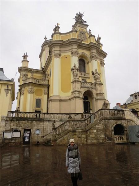 Собор Cвятого Юра (Львов) 1744—1764