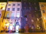 Чёрная 1588—1589 каменица и Каменица Вильчков 1771 (Львов)