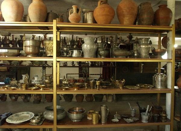 Старинная посуда - 1