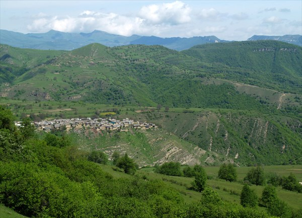 Старое село Канасираги - 1