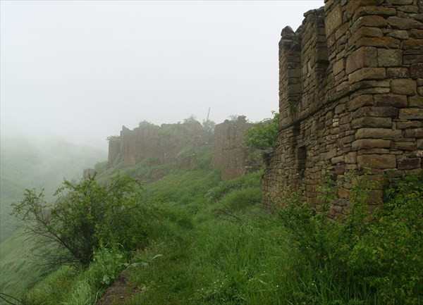 Крепостная стена - 1