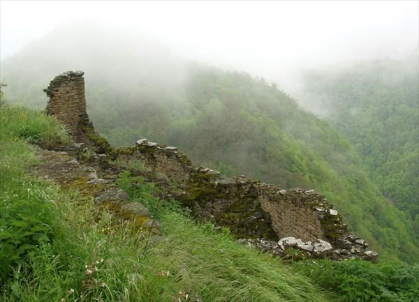 Крепостная стена - 2