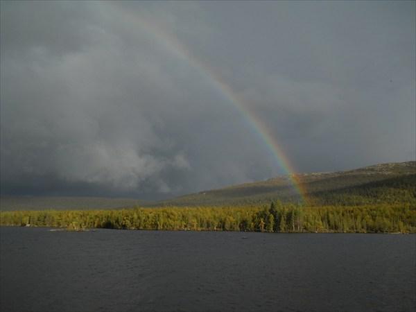 Озеро Ловно