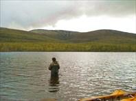 Озеро Ловно. Автор: Дмитрий  Зайцев