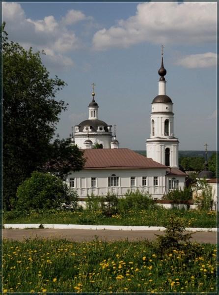 Николаевский Черноостровский монастырь
