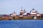 Кремль, вид с моря