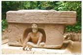 Статуи ольмеков