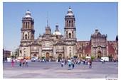 Мехико. Кафедральный собор