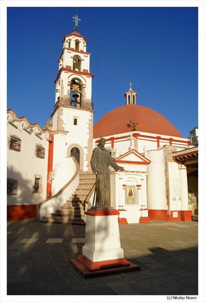 Амекамека. Католический монастырь