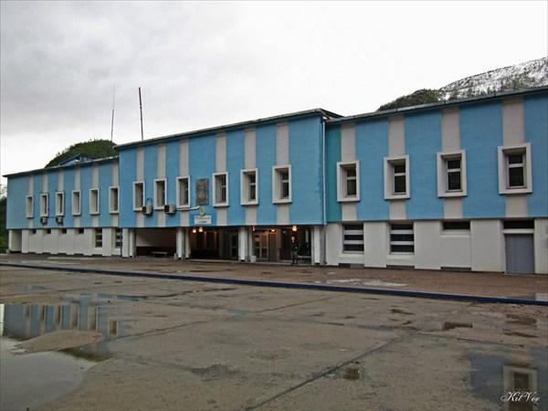 Станция Хани