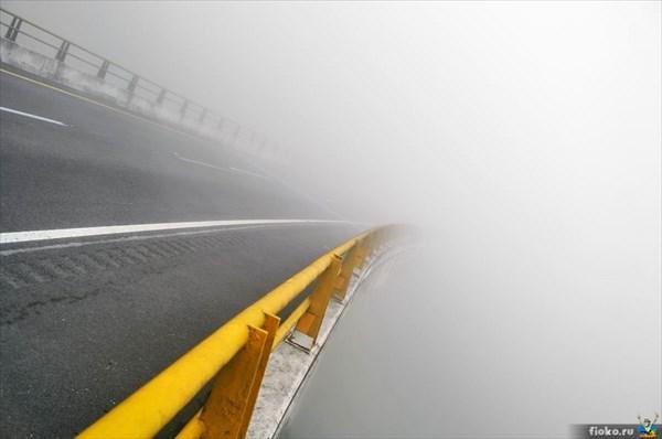 Дорога в тучи