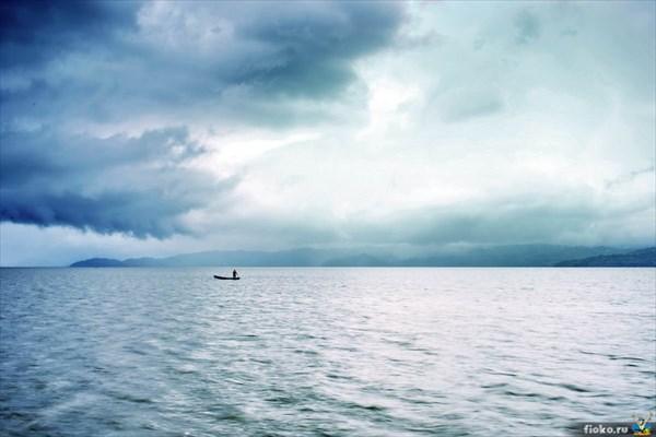 Озеро Катемако
