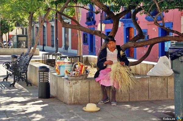 Оахака