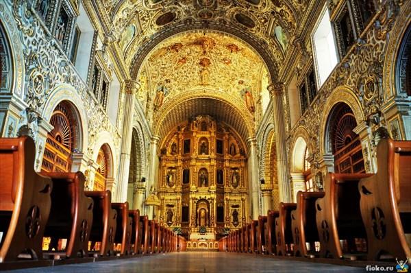 Храм в Оахака