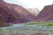 Спуск к долине Инда
