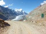 Дорога в Занскар. Перевал Pensi La, 4400 м.