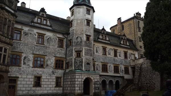 Ренессансный дворец.