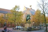 Памятник Святому Виллиброд