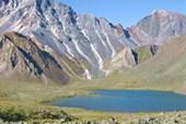 Озеро в долине Ехэ-Гэра