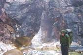 Продолжение каньона