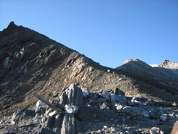 Тур на перевале Гранатовый