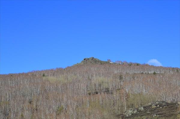 Гора Тюбетейки
