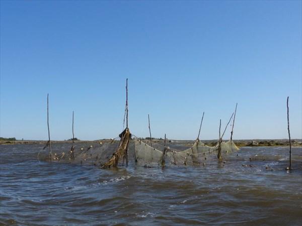 Рыбачьи сети