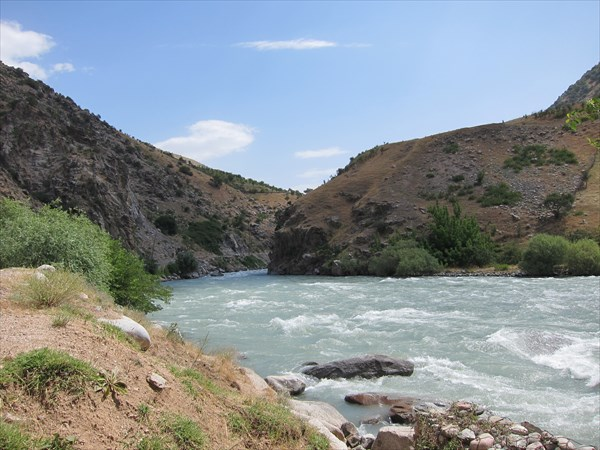 Воды Кафирнигана