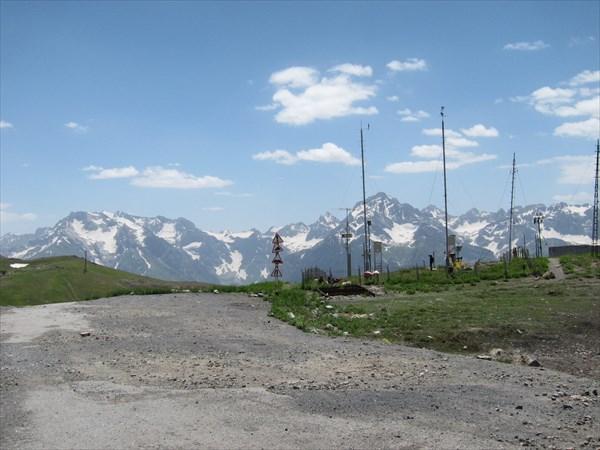 Перевал Анзоб