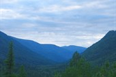 Фото 13. Вид на долину Левой Фролихи от притока Дагалдын