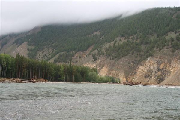 Фото 50. Жёлтая скала – склон горы Илий