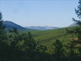 Фото 26. Вид на долину Ильбикайчи–Илогири