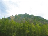 Фото 47. Гора Арбут – ориентир долины речки Улуг