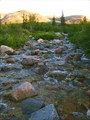 Фото 20. Этот ручеёк - исток реки Левой Фролихи (около 4 брода)