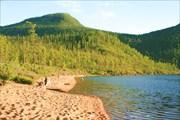 Фото 1. Пляж в губе Аяя