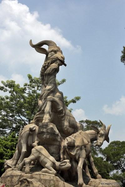 Five RAMS /Yuexiu Park/
