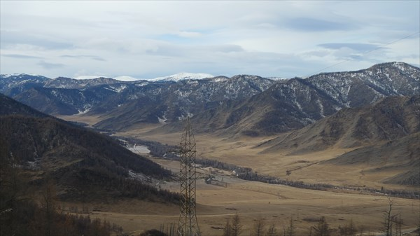 Перевал Чике-Таман. Январь 2014