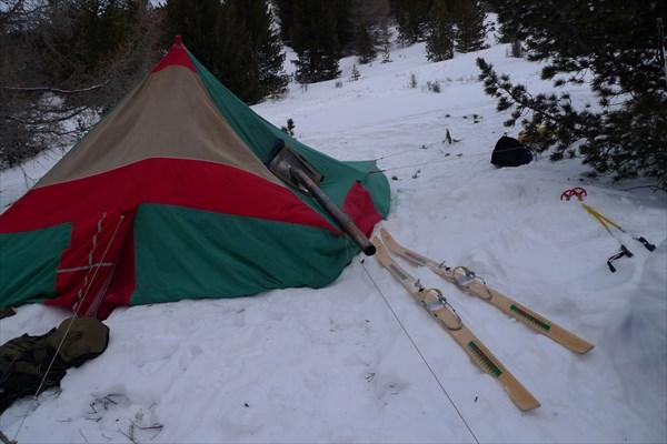 Лагерь в упадке!)