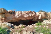 Айя-Напа. Пещера Циклопа.