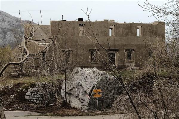 Здание Гостинницы. База Црквице