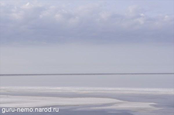 Просоленный берег