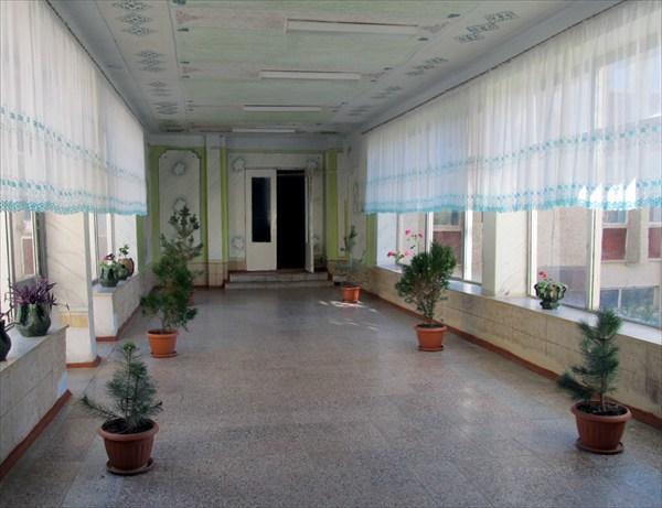 В санатории Джеты-Огуз