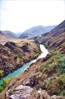 Р. Чу-город Бишкек