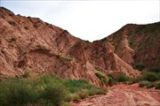 Начало каньона Сказка