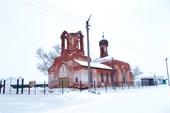 Разрушенная церковь в Алабуге