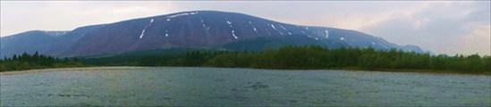 Панорама Соби.